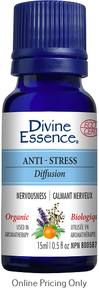 Divine Essence Anti-Stress Diffusion Oil 30ml