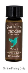 Goddess Garden Take 5 Aroma Blend 3.7ml