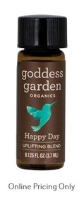 Goddess Garden Happy Day Aroma Blend 3.7ml