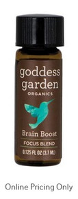 Goddess Garden Brain Boost Aroma Blend 3.7ml