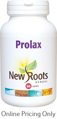 New Roots Prolax 510 mg 60caps