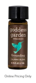 Goddess Garden Grounding Aroma Blend 3.7ml