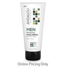Andalou Refreshing Face Wash 178ml