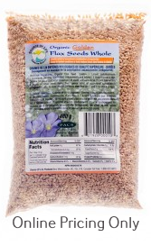 Source of Life Organic Flax Seeds Golden 400g