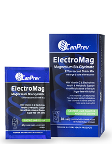 CanPrev ElectroMag Lime 30 x 6.7g