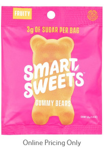 Smart Sweets Gummy Bears 53g