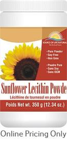 Source of Life Sunflower Lecithin Powder 350g