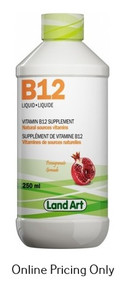 Land Art B12 Liquid Pomegranate 250ml