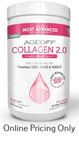 Buy Nuvocare Ageoff Collagen 2.0 165g