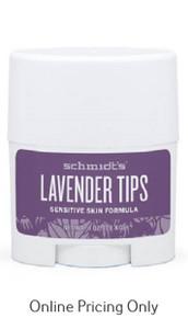 Schmidt's Lavender Sensitive Deodorant 19.8g