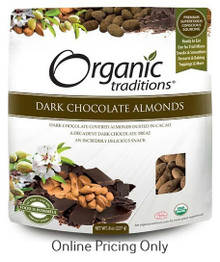 Organic Traditions Dark Chocolate 227g