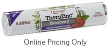 Quantum Zinc Elderberry 14 Lozenges