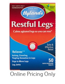 Hylands Restful Legs 50tabs