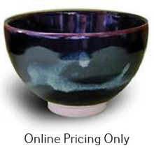 Do Matcha Ceremonial Bowl Deep Ocean (Black) 1pc