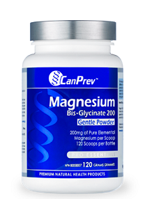 Canprev Magnesium Bisglycinate 200 Gentle 120g