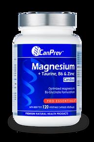 Canprev Magnesium+ Cardio 120vcaps