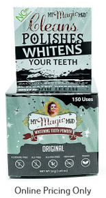 My Magic Mud Activated Charcoal Tooth Powder Original 30g