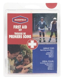 Mansfield First Aid Kit Clamshell (1 Kit)