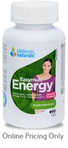 Platinum Naturals Easymulti Stress Women 60sg