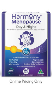 Martin & Pleasance Harmony Menopause Day & Night 90tabs