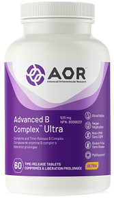 AOR Advanced B Complex Ultra 60tbs