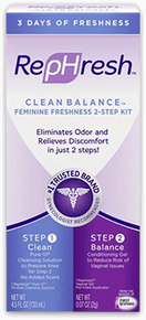 RepHresh Clean Balance Freshness Kit