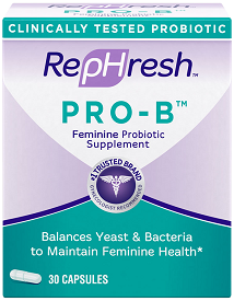 RepHresh Pro-B Supplement for Women 30caps