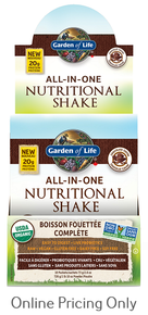 Garden of Life All in One Nutritional Shake Chocolate 10 X 73g