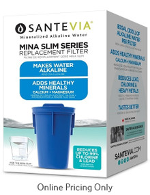 Santevia Mina Series Pitcher Filter 1pack