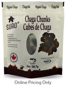 Suro Chaga Chunks 56.7g