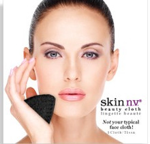Skin N.V. Beauty Cloth Black 2 pack