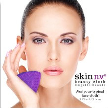 Skin N.V. Beauty Cloth Purple
