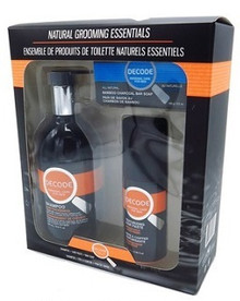 Decode Shampoo, Hair Paste, & Soap Gift Set