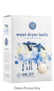 Woolzies Wool Dryer Balls 6pk