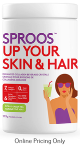 Sproos Up Your Skin & Hair
