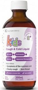 Ki Kids Cough & Cold Berry Liquid 200ml