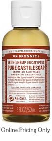 Dr Bronners Eucalyptus 59ml