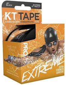 KT Tape Pro Extreme Jet Black 20pcs