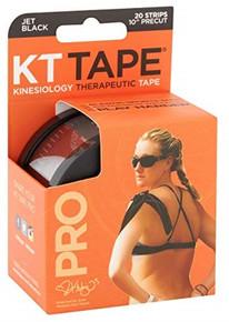 KT Tape Pro Jet Black 20pcs