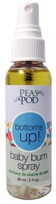 Peas in a Pod Bottoms Up! Baby Bum Spray 60ml