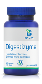 Biomed Digestizyme 60caps