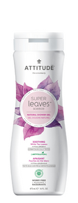 Attitude Super Leaves Soothing Body Wash 473ml