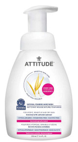 Attitude Sensitive Skin Natural Foaming Hand Wash 250ml