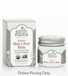 Earth Mama Organic Skin and Scar Balm 30ml