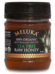 Meluka Organic Tea Tree Honey 300g