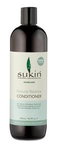 Sukin Natural Balance Conditioner 500ml