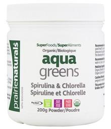 Prairie Naturals Aqua Greens Powder 200g