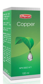 Homeocan Copper Trace Minerals 100ml