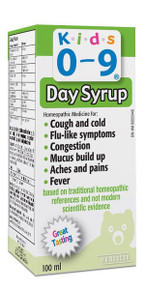 Homeocan Kids 0-9 Cough & Cold Daytime 250ml