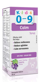 Homeocan Kids 0-9 Calm Syrup 100ml